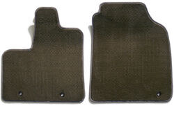 Covercraft Premier Custom Auto Floor Mats - Carpeted - Front - Driftwood