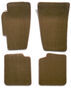 Covercraft Premier Custom Auto Floor Mats - Carpeted - Front and Rear - Beige