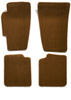 Covercraft Premier Custom Auto Floor Mats - Carpeted - Front and Rear - Taupe