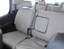 Covercraft SeatSaver Custom Seat Covers - Second Row - Gray