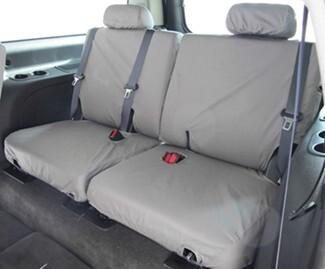 2008 toyota highlander seat covers covercraft. Black Bedroom Furniture Sets. Home Design Ideas