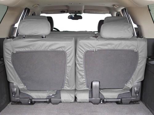 2008 Toyota Highlander Seat Covers Covercraft