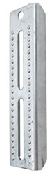 "CE Smith Bolster Bracket - Galvanized Steel - 10"" Tall - Qty 1"