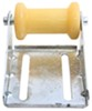 CE Smith Spool Roller Assembly for Boat Trailers - Galvanized Steel and Yellow TPR - 5""
