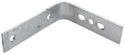 "Mounting Bracket for Trailer Fender - 8"" and 12"" Wheels - Galvanized Steel - Qty 1"