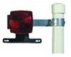 CE Smith Light Mounting Brackets for Post-Style Boat Trailer Guide-Ons - Qty 2