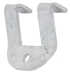CE Smith I-Beam Clamp for Boat Trailers - Galvanized Steel - Qty 1 - CE27681G
