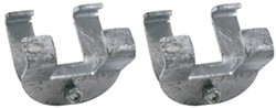 CE Smith I-Beam Clamps for Boat Trailers - Galvanized Steel - 2 Sets - CE27682A