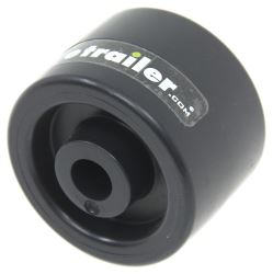 "CE Smith Wobble Roller for Roller Bunks - 2-1/2"" Diameter - 1/2"" Shaft"