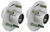 ce smith trailer axles standard spindles 5 on 4-1/2 ce33201ga-hub