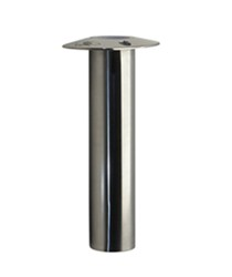 "70 Series Fishing Rod Holder - Flush Mount - Open Bottom - 1-5/8"" ID - Stainless Steel"