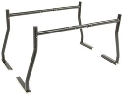 Bully Adjustable Ladder Rack for Full-Size and Compact Trucks - 500 lbs