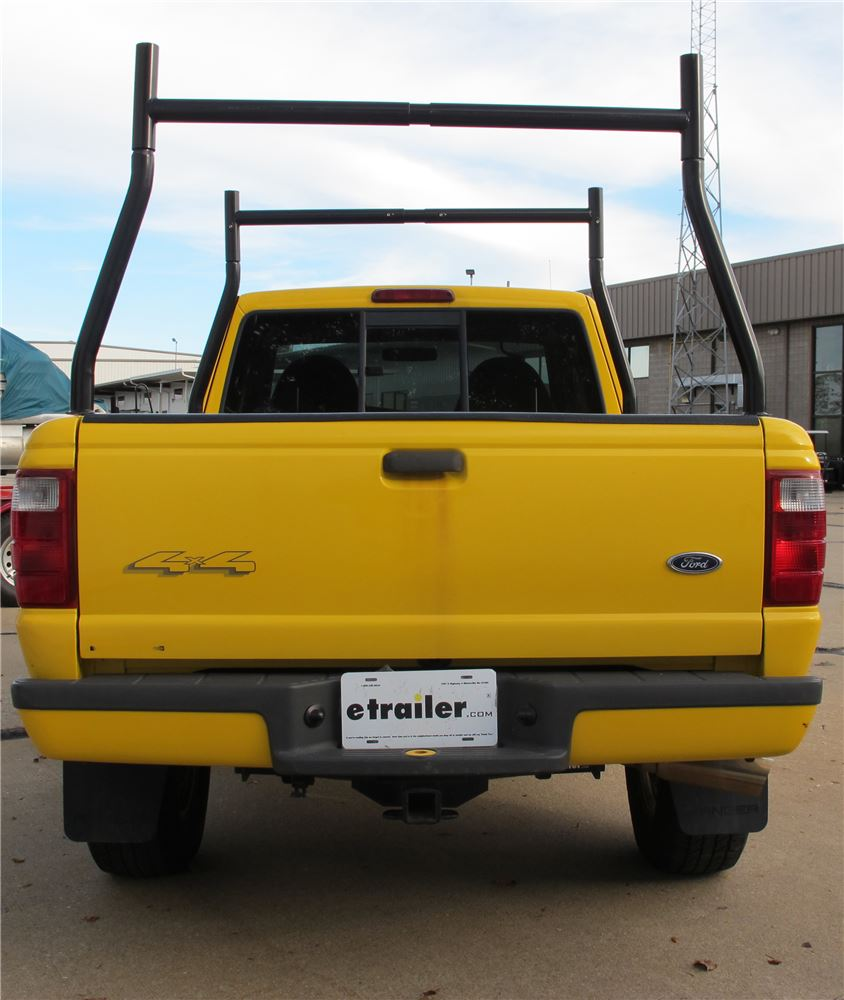 Small Ford Truck: Bully Adjustable Ladder Rack For Full-Size And Compact
