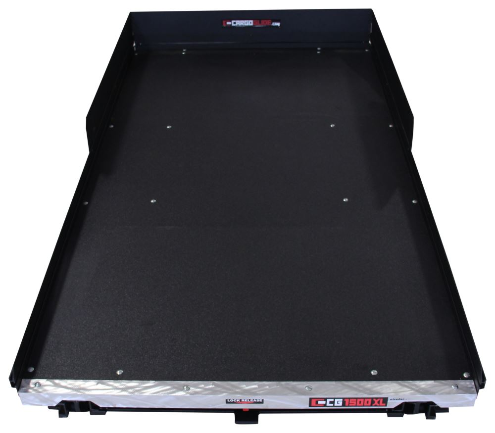 2011 Ford F-250 And F-350 Super Duty Slide Out Cargo Trays