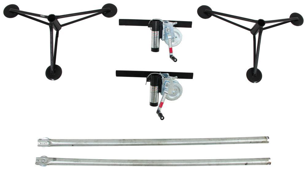 brophy cable camper jacks - 57 u0026quot  max lift height