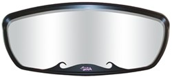 Replacement Mirror Head for CIPA Wave Rearview Boat Mirror - Black