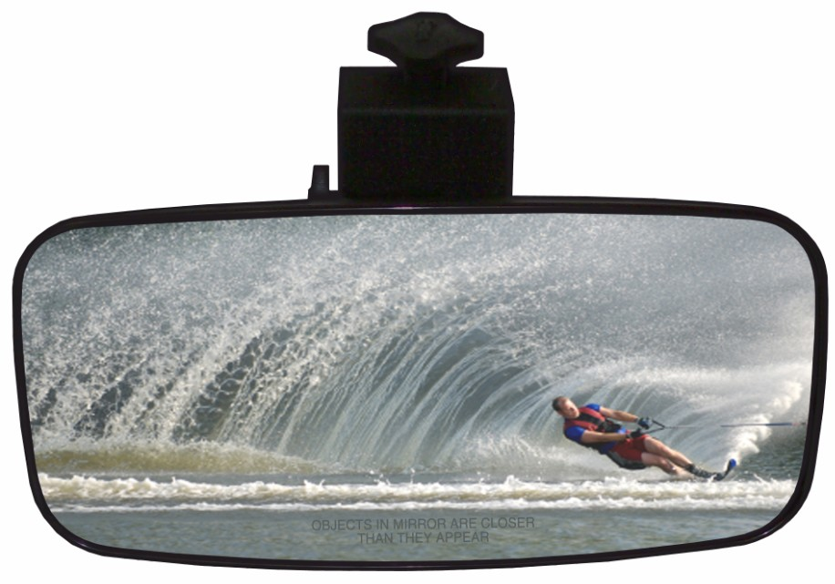 Cipa comp universal rearview boat mirror convex for Mirror yacht