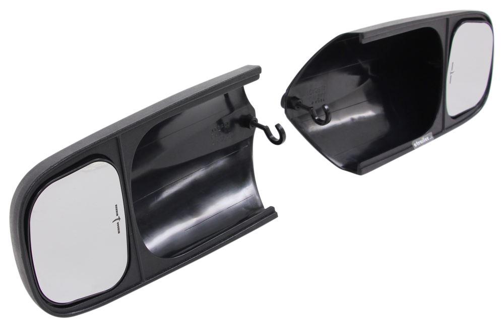 1992 dodge ram pickup custom towing mirrors cipa for Custom mirrors