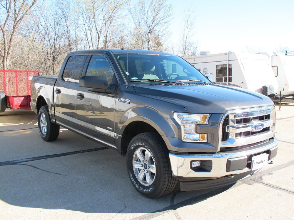 2017 Ford F-150 CIPA Custom Towing Mirrors - Slip On - Driver Side and Passenger Side