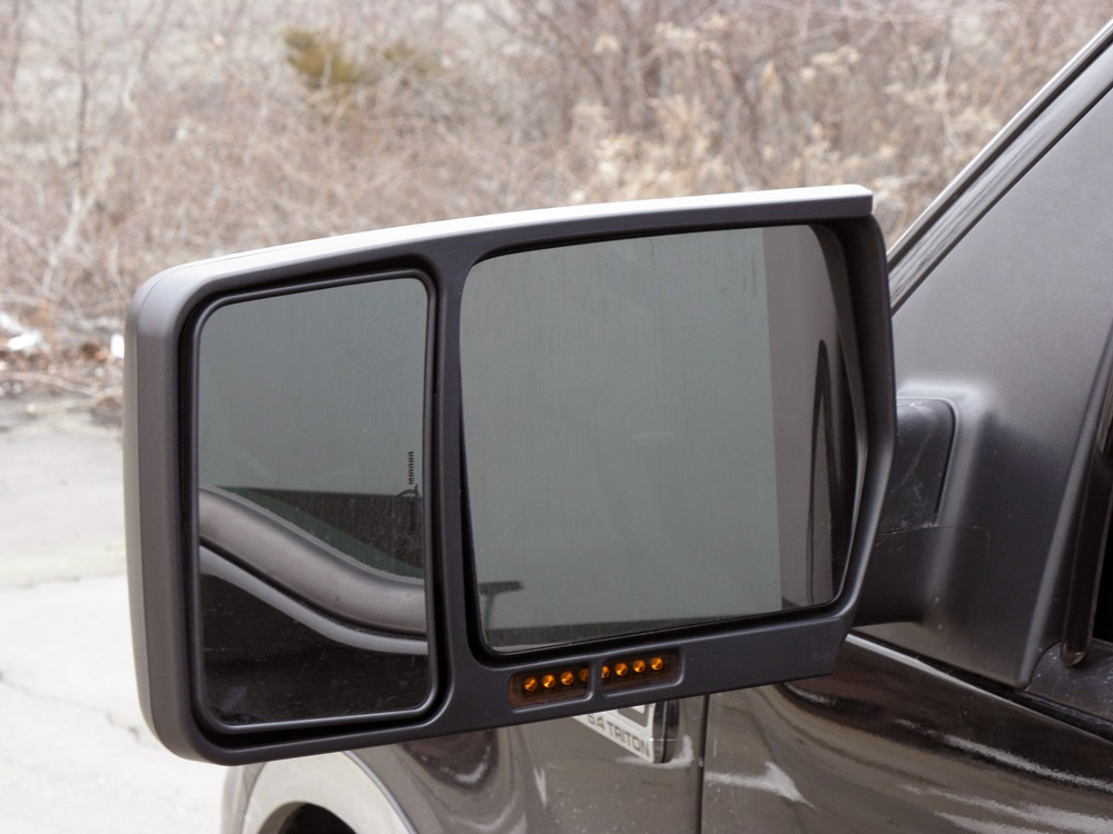 2006 ford f-150 Custom Towing Mirrors - CIPA