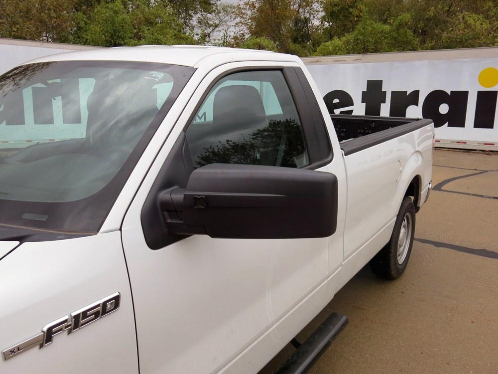 2013 ford f 150 custom towing mirrors cipa. Black Bedroom Furniture Sets. Home Design Ideas