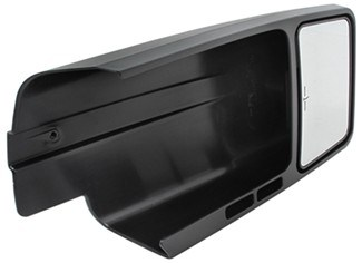 CIPA Custom Towing Mirrors - Slip On - Driver Side and ...