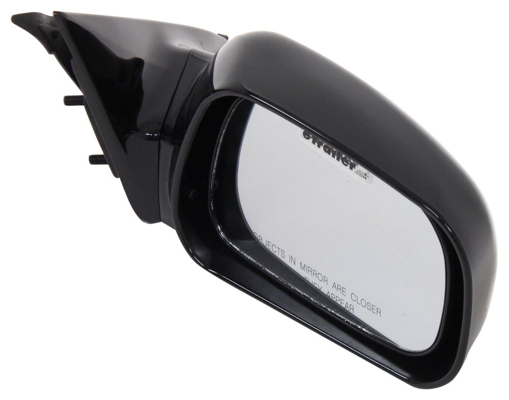 Cipa replacement side mirror electric black for Mirror replacement