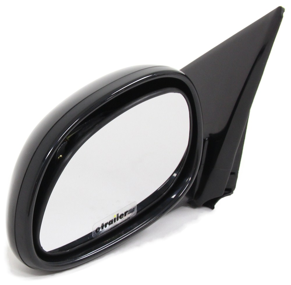 Cipa replacement side mirror electric black driver for Mirror replacement