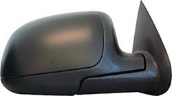 Replacement Heated Side Mirror For 2005 Gmc Yukon Xl Denali