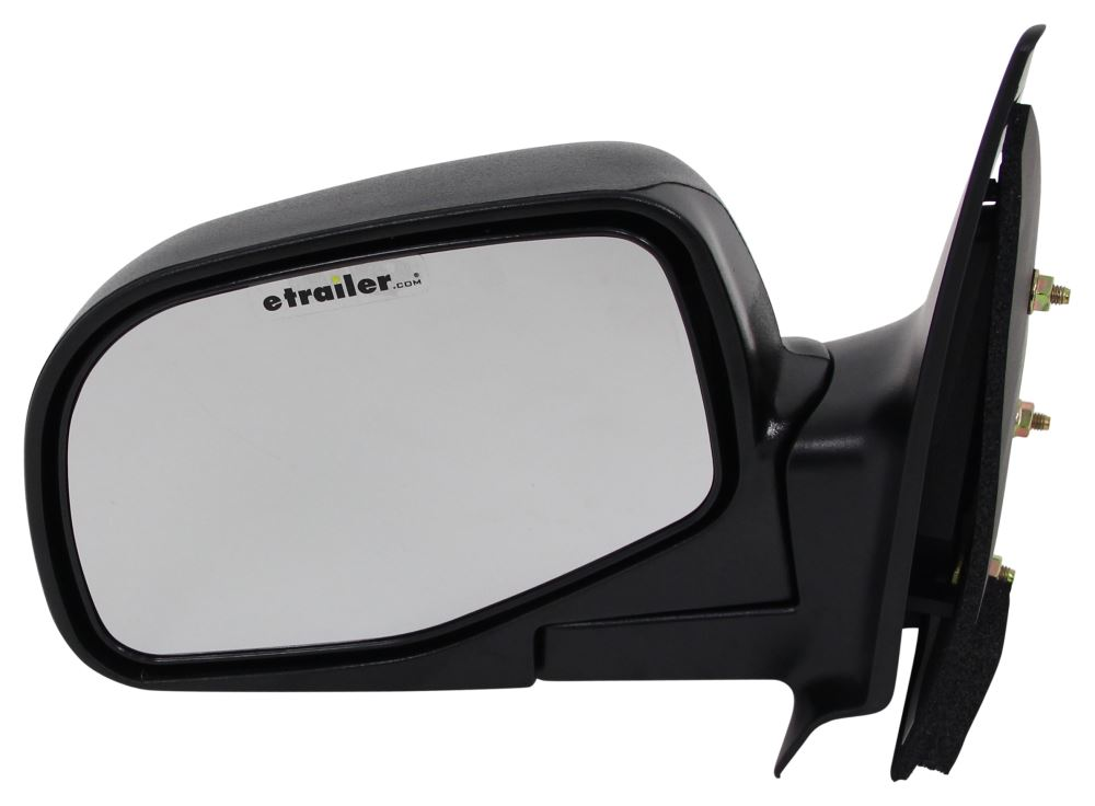 ford ranger cipa replacement side mirror manual black driver side