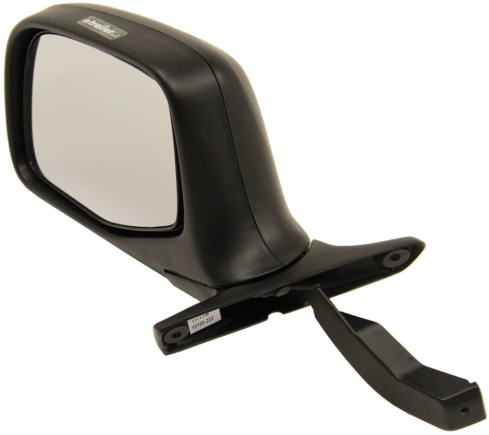 Ford f 150 cipa replacement side mirror manual black for Mirror replacement