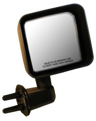 CIPA 2008 Jeep Wrangler Replacement Mirrors