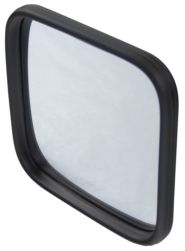 Cipa replacement side mirror head for jeep cj convex for Mirror replacement