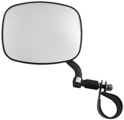 CIPA UTV Adjustable Side Mirror - Black - Left Hand
