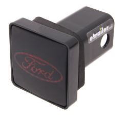 "Ford - Brake Light Trailer Hitch Receiver Cover for 2"" Trailer Hitches"