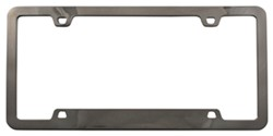 Neo Sport License Plate Frame - Black Chrome