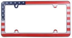 United States Plastic License Plates And Frames Etrailercom