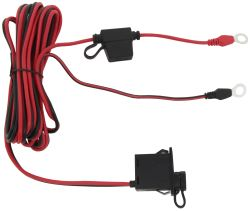 CTEK Battery-Health Indicator Cable w/ Panel Box for 12-Volt Comfort Connect Chargers - Longer Cable