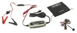 CTEK US 0.8 Universal Battery Charger with Pulse Maintenance - Small 12-Volt Batteries