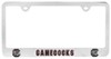 South Carolina Gamecocks NCAA 3-D License Plate Frame - Chrome-Plated Steel