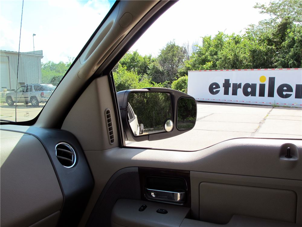 2005 Ford F-150 The Original Custom Towing Mirror Slide-On Mirrors (Pair)