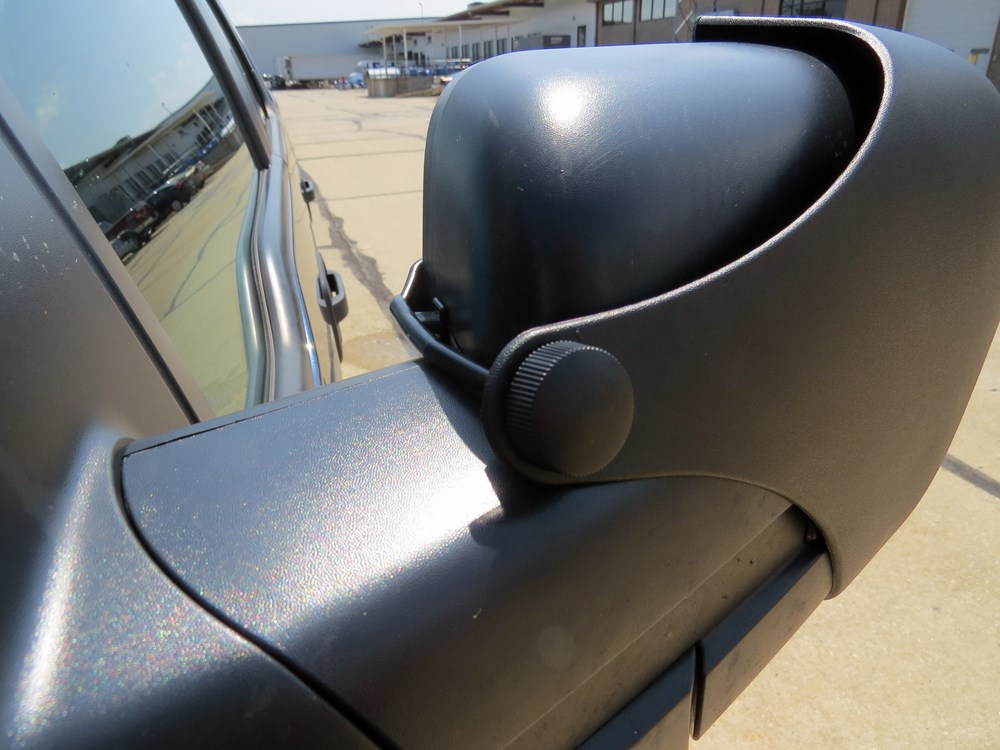 2014 ford f 150 custom towing mirrors longview for Custom mirrors