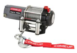 ComeUp Cub 2 Powersports ATV Winch - Wire Rope - Roller Fairlead - 2,000 lb