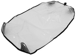 See-Through Rain Cover for Croozer Kid 1 Child Carrier