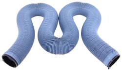 EZ Flush RV Sewer Hose - Blue - Vinyl - 20' Long