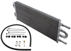 Derale Dyno-Cool Tube-Fin Transmission Cooler Kit - Class I - Economy