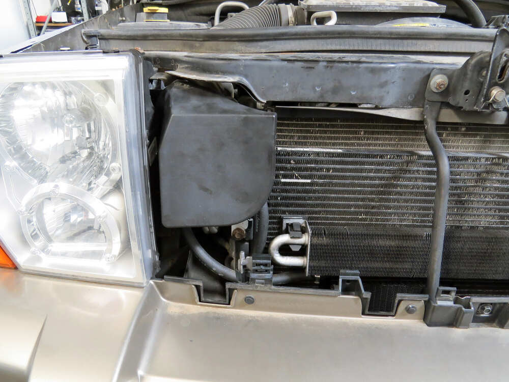Removing Transmission From A 2007 Jeep Commander   How