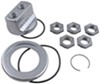 Derale Engine Spin-On Adapter Kit - Multiple Engine Filter Threads