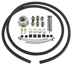 Derale Remote Engine Oil Cooler Installation Kit