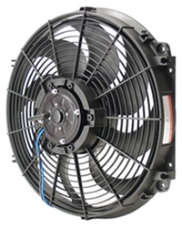 "Derale 16"" Tornado Electric Fan - 2,175 CFM"